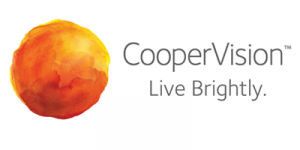 Cooper Vision contact lenses available at North Opticians