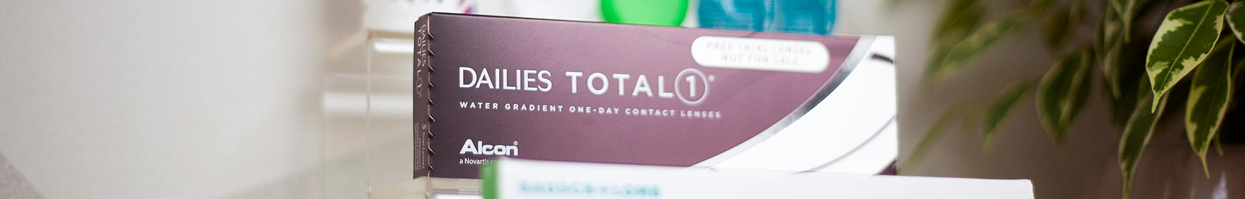 Contact Lenses available from North Opticians