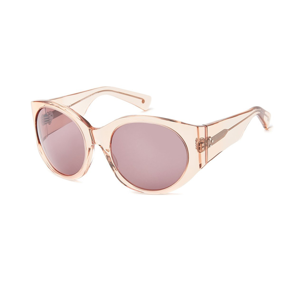Antique Rose Sunglasses available from North Opticians