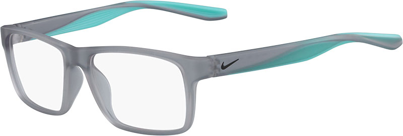 Kid's Nike frame in grey and blue