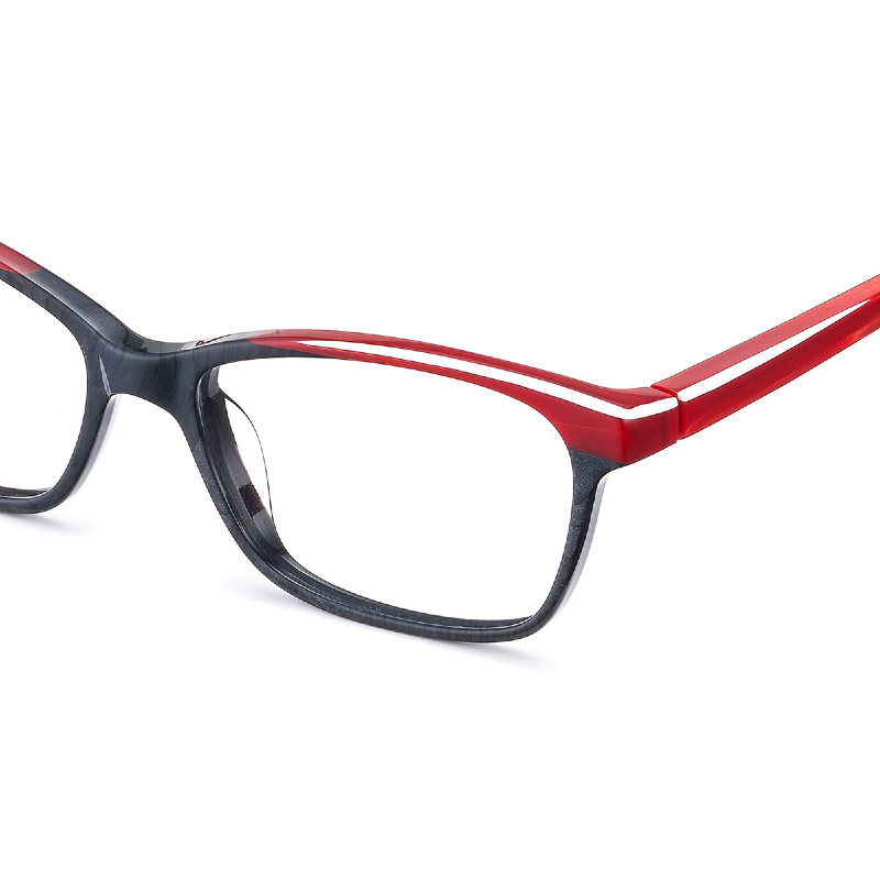 Halle by Etnia Barcelona in Black/Red